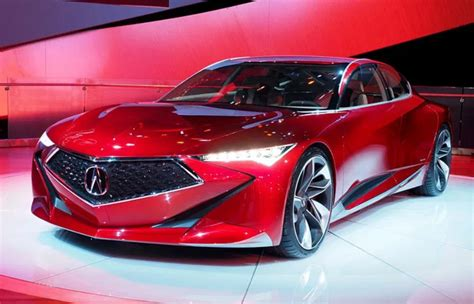 Acura Rlx Redesign 2020 by 2020 Acura Rlx Redesign Exterior Interior Release Date