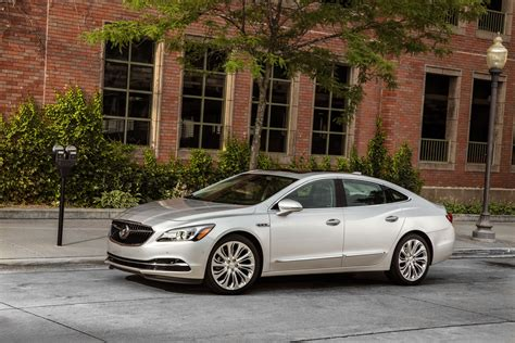 2017 buick lacrosse review gm authority