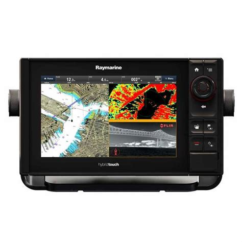 Best Marine Gps For Small Boat by Raymarine Es75 Multifunction Display With Ev 100 Small