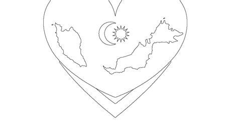 logo merdeka  sehati sejiwa gambar mewarna