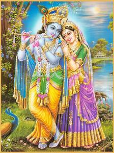 Lord Krishna and Radha Wallpapers