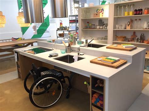 wheelchair kitchen design ikea metod matali crasset navone and 1001