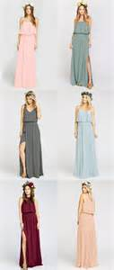 boho bridesmaid dresses dress for the wedding - Bohemian Bridesmaid Dresses