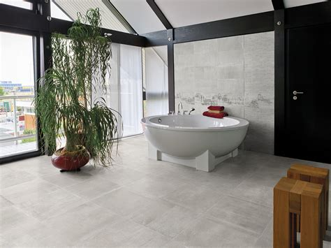 betonage covering tiles with formwork effect ceramica
