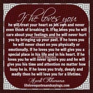 Wondering If He Cares Quotes