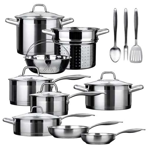 induction ready cookware sets   foodal buying guide