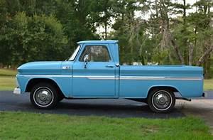 1 Owner 1965 Chevrolet C10 Swb Fleetside Pickup Truck