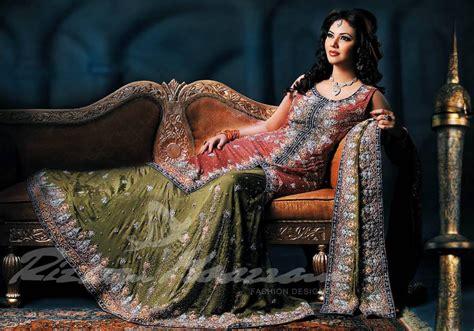 Wedding Dresses Pakistani : Latest Pakistani Wedding Dresses 2013