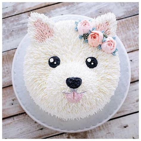 dog cake ideas  birthdays pinterest  video tutorial