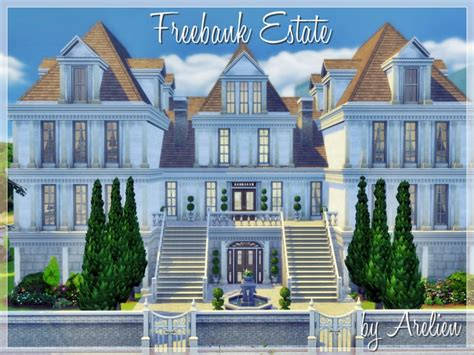 decorative sims luxury homes arelien s freebank estate
