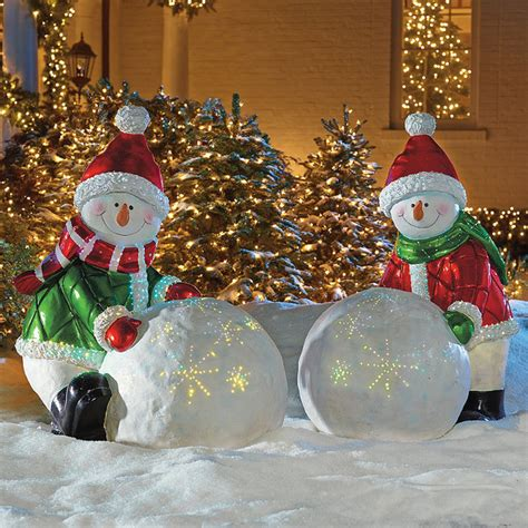 fiber optic white day whiteman outdoor christmas