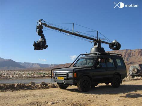 russian arm aerial filming  multi dimensional