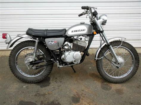 1969 Kawasaki 250 Sidewinder Vintage Enduro For Sale On