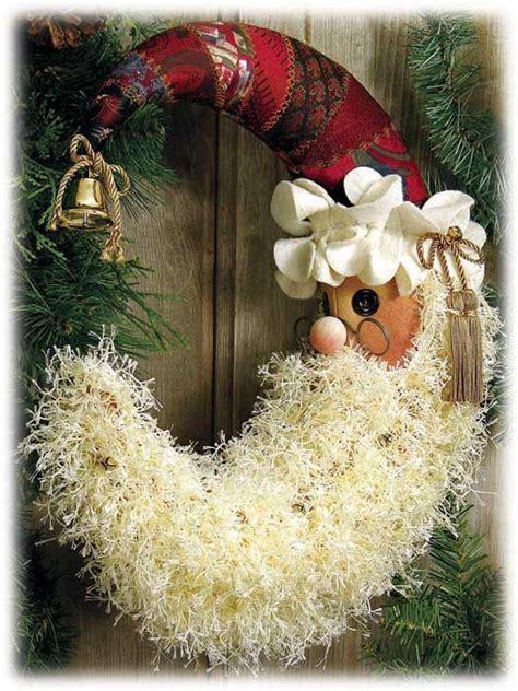 santa wreath pictures   images  facebook tumblr pinterest  twitter