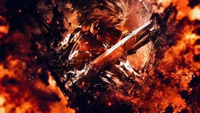 Gear Rising Metal Raiden Revengeance Solid Wallpapers