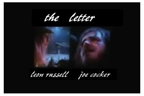 the letter joe cocker mp3 download