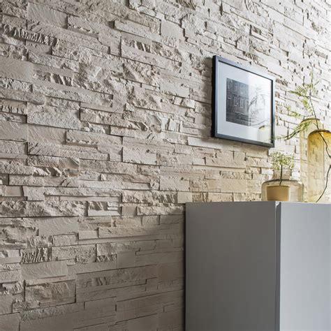 plaquette de parement pour cuisine plaquette de parement plâtre ivoire antalya leroy merlin
