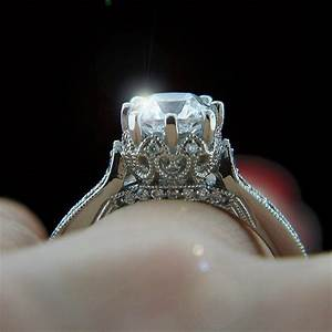 authentic 1920 s diamond rings wedding promise diamond With wedding band for antique engagement ring