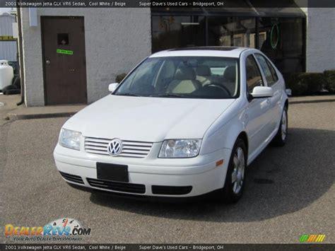 volkswagen sedan cool 2001 volkswagen jetta glx vr6 sedan cool white beige
