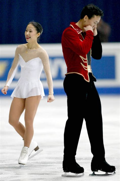 Chinese Shen Xue and Zhao Hongbo