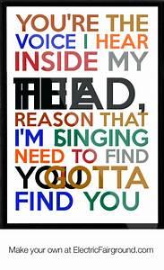 Voices In My Head Quotes. QuotesGram