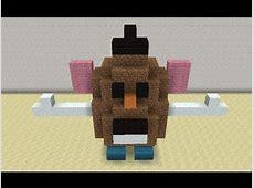 Mr Potato Head in Minecraft YouTube