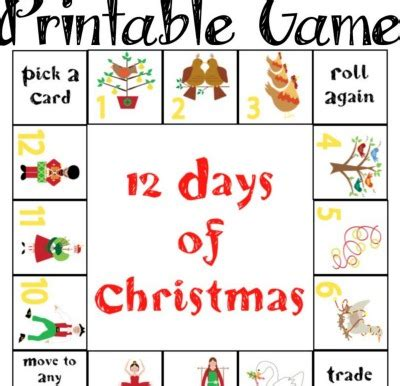 30 Perfect Christmas Games For Families That Will Bring You Cheer