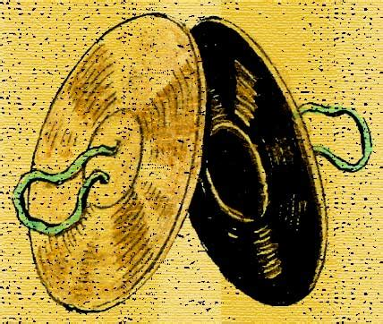 ancient cymbals bible history