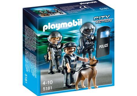 bureau playmobil playmobil city special forces unit 5186