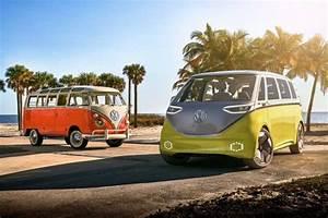 Combi Volkswagen Electrique Prix : volkswagen combi lectrique aussi en version utilitaire ~ Medecine-chirurgie-esthetiques.com Avis de Voitures