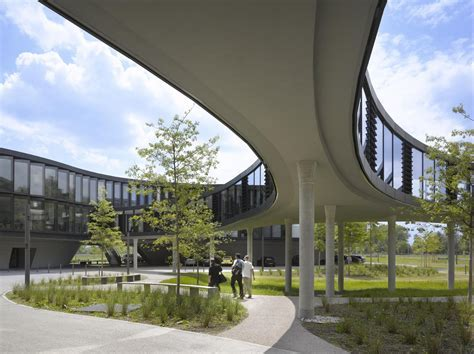 ESO Headquarters Extension / Auer Weber   ArchDaily