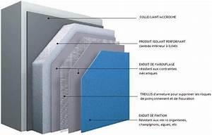 Materiaux Pour Isolation Exterieur : prix m2 isolation exterieure devis isolation thermique ~ Dailycaller-alerts.com Idées de Décoration