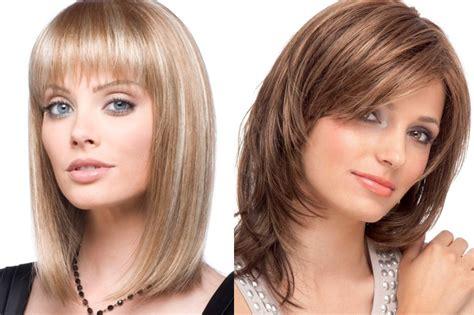 Женские стрижки на средние волосы ZACHISKA