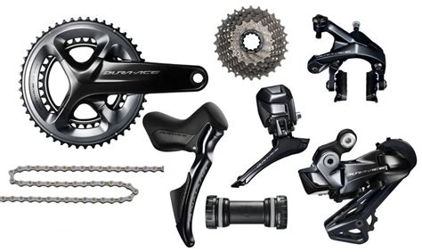 shimano road groupsets toby investigates cycles
