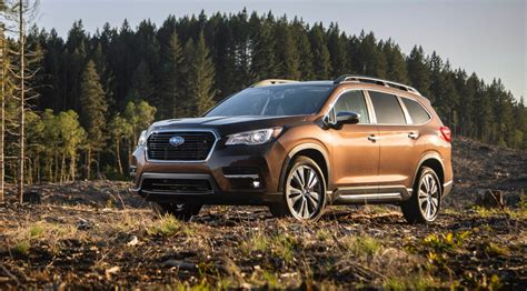 subaru ascent review ready   mainstream