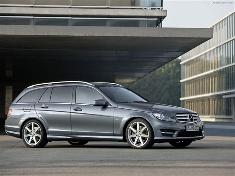 Mercedes C Class Estate Photo by Mercedes C Class Estate 2011 Car Pictures 18