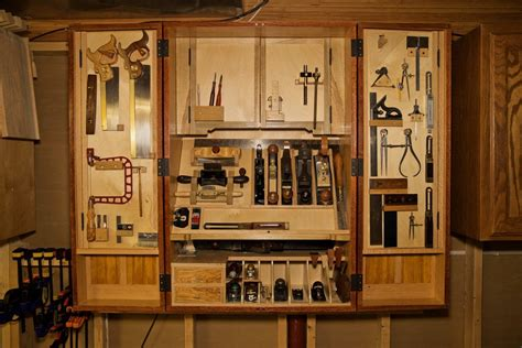 hand tool cabinet inspired  mike pekovich