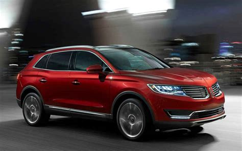 2018 Lincoln Mkx Redesign And Release Date  New Concept Cars