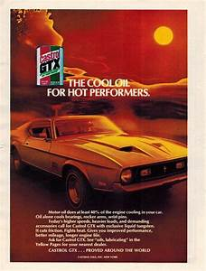 1971 FORD MUSTANG MACH 1 Vintage Car Magazine Advertisement ads collectible muscle car high ...