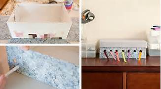 Pretty Storage Box For Ribbons DIY Craft Room Organization Ideas Need More Ideas How About These 25 DIY Home Organization Ideas Storage Organization Ideas DIY Room Decor YouTube The Cuban In My Coffee DIY Kate Spade Inspired Ikea Storage Boxes