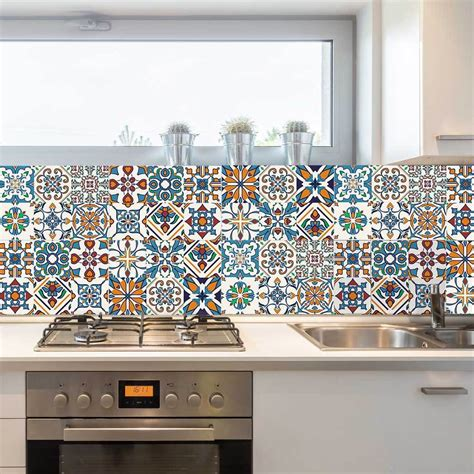 sticker for tiles kitchen decorative tiles stickers motril pack of 16 tiles tile 5806
