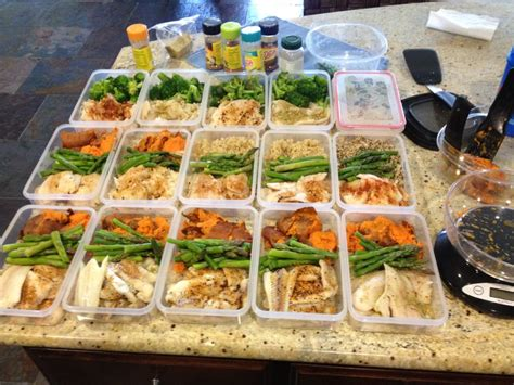 4615  Food Prep Prt 2  181 Fitness