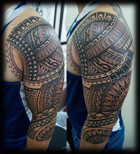 tattoo artist tavita mose  works