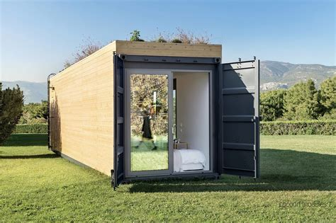 Container Als Haus by Tiny House Town Cocoon Module Shipping Container Home