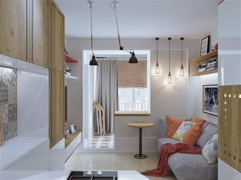 placard cuisine moderne 4 idées pour aménager un petit appartement de 30m2
