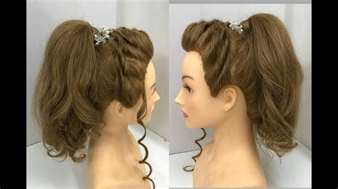 Ponytail Hairstyles For by Beautiful Ponytail Hairstyle For Summers Easy Hairstyles