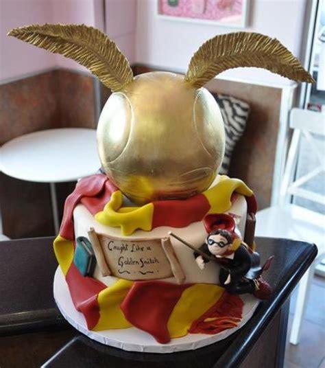 harry potter cakes images  pinterest harry