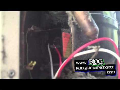 refrigerator fan not running fixing a refrigerator compressor that won 39 t start
