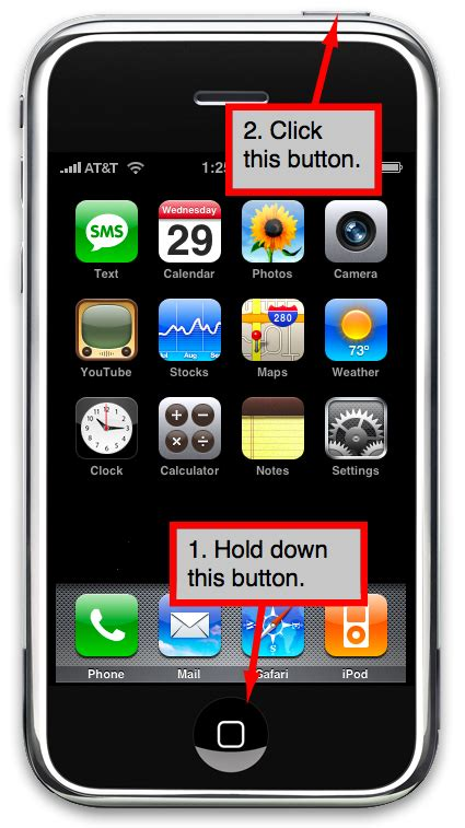 to screenshot iphone how to take screenshots of your iphone or ipod touch screen How