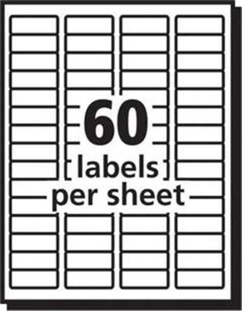 Avery Easy Peel Clear Inkjet Return Address Labels 23 X 1
